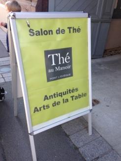 le Thé au Manoir: la nouvelle adresse branchée pour bruncher à Pont-l'Evêque!