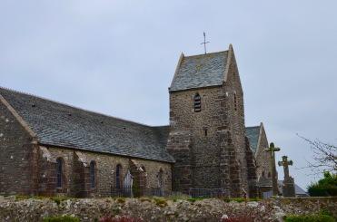 L'église de Gréville-Hague